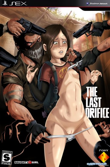 The Last of Us порно картинки