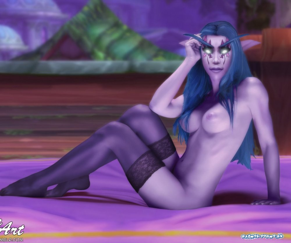 Night elf sex toy pictures nude clip