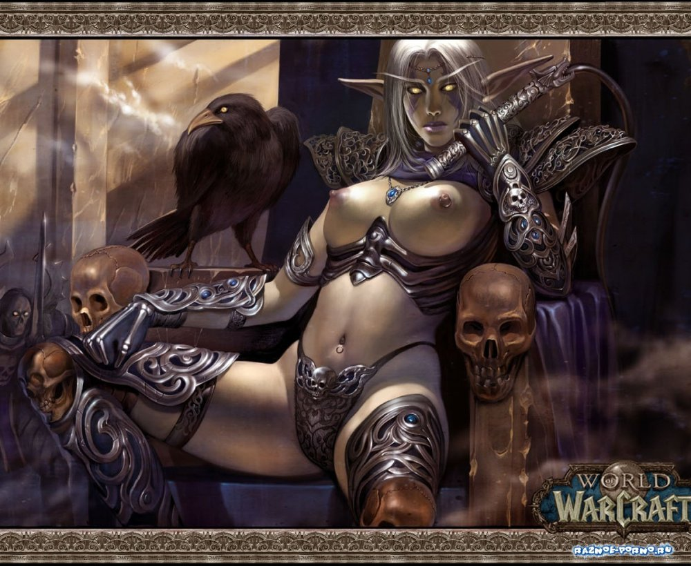Naked undead nude photo