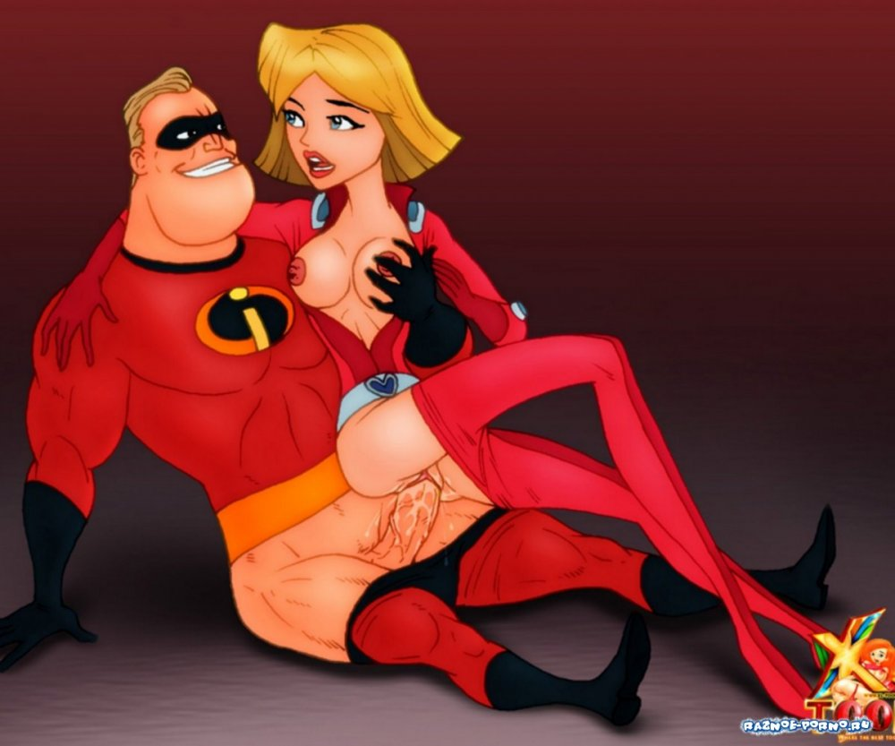 The real cartoons with nude scenes and  nude movies