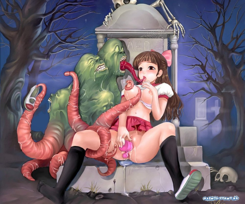 Download 3gp 3d monster zombie hentai hentia picture
