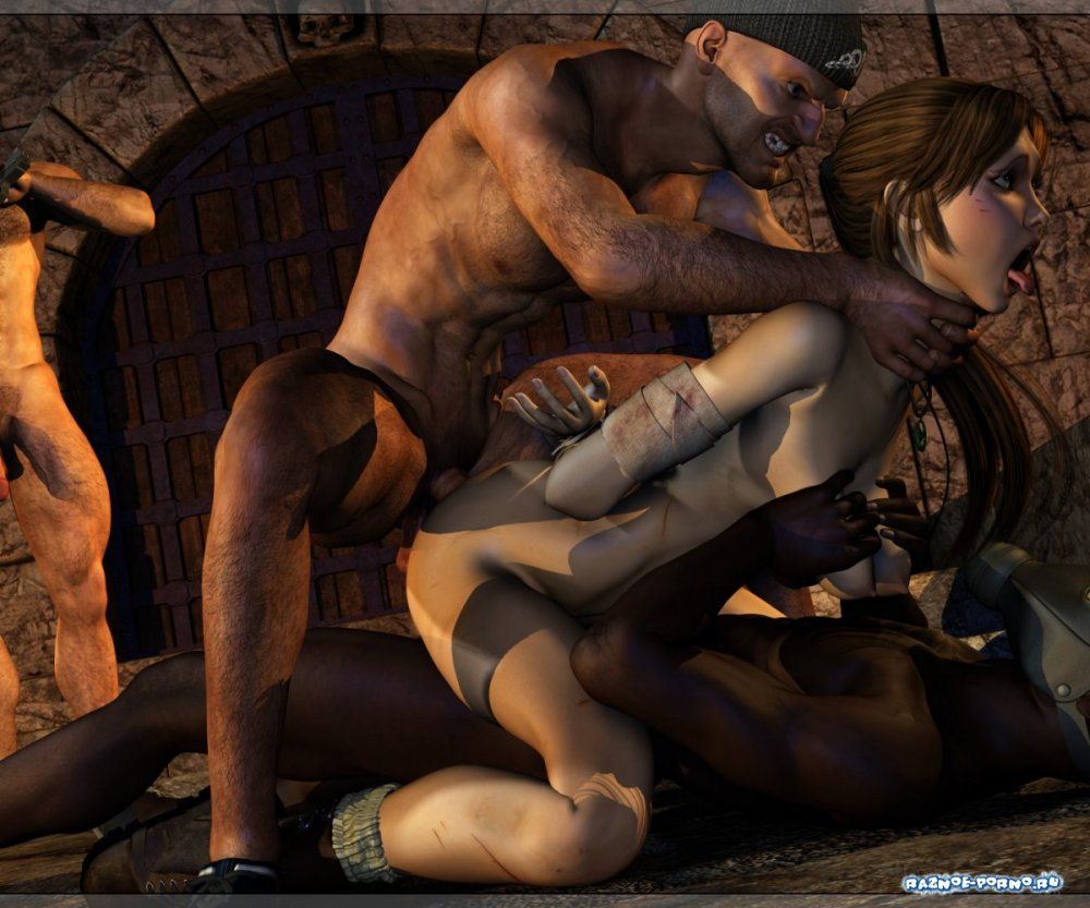 Nude lara croft sex scene