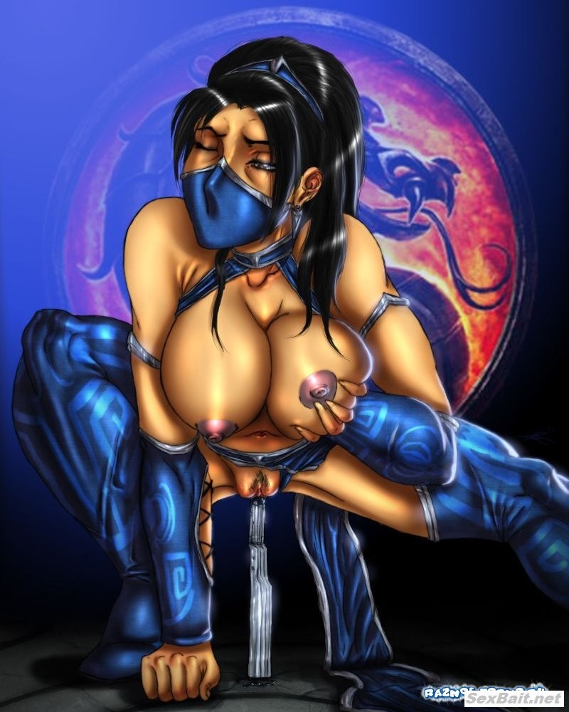 Mortal kombat sexy girl hot hentai adult image