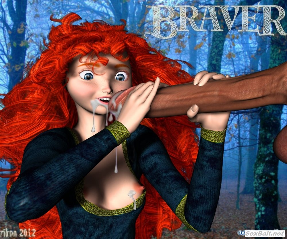 Hot brave the cartoon xxx adult images