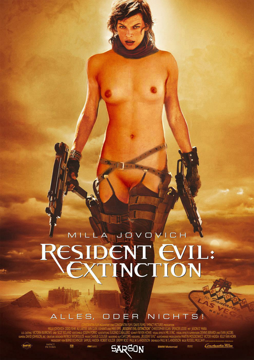 Resident evil extinction nude nude streaming